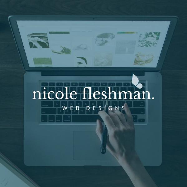 Nicole Fleshman Web Designs