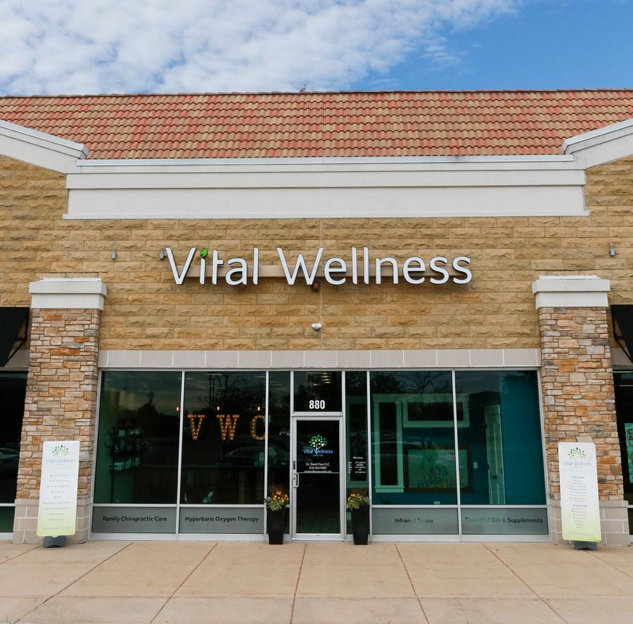 Elburn Chamber of Commerce - Vital Wellness